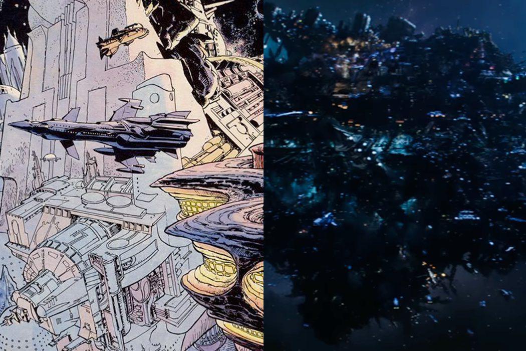 Alpha: Punto Central de los mil planetas
