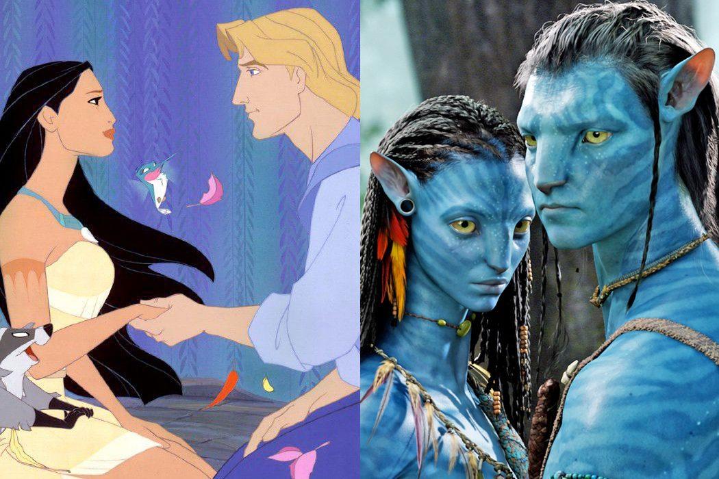 'Pocahontas' vs. 'Avatar'