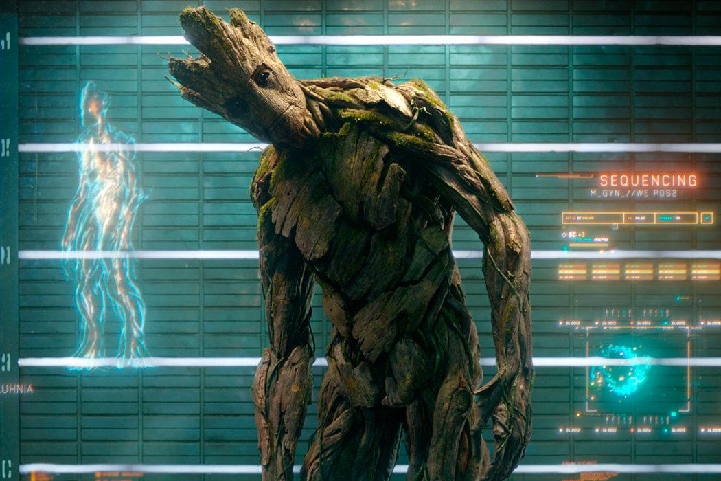 El poder de Groot