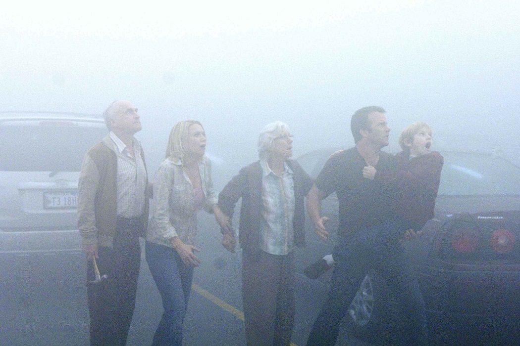 'La niebla'