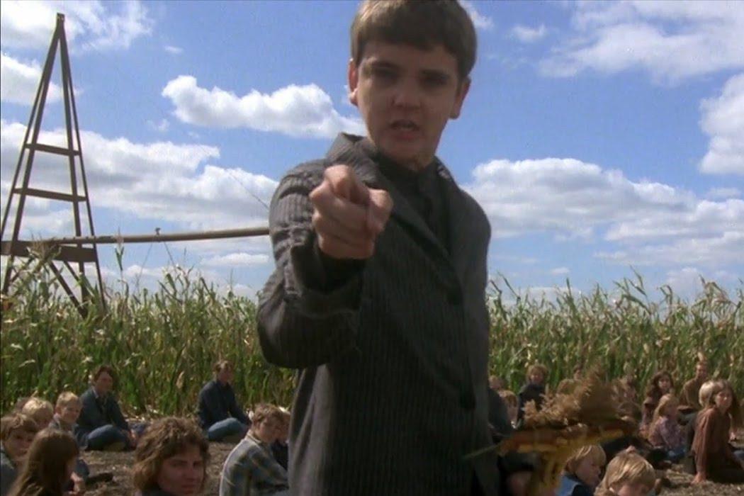 'Los chicos del maíz'