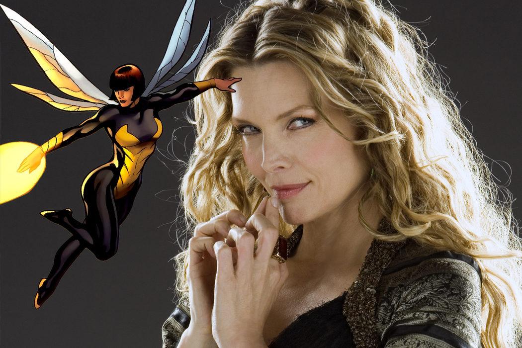 Michelle Pfeiffer es un sueño hecho realidad