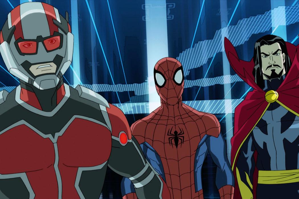 Más Vengadores y más Doctores