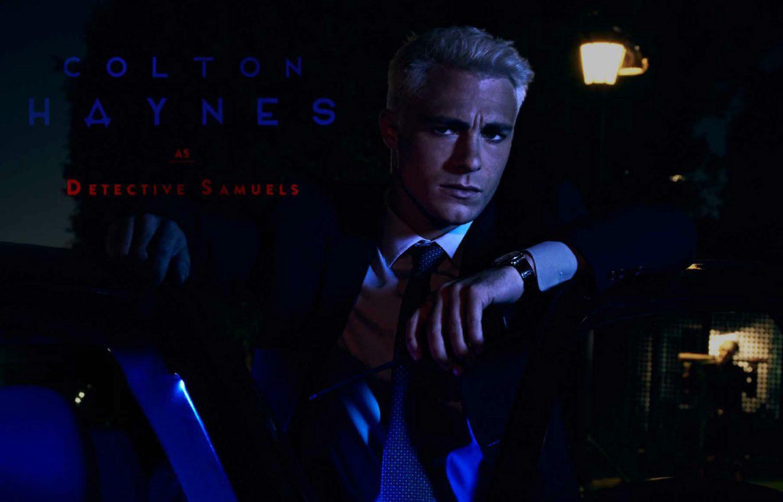 Detective Samuels