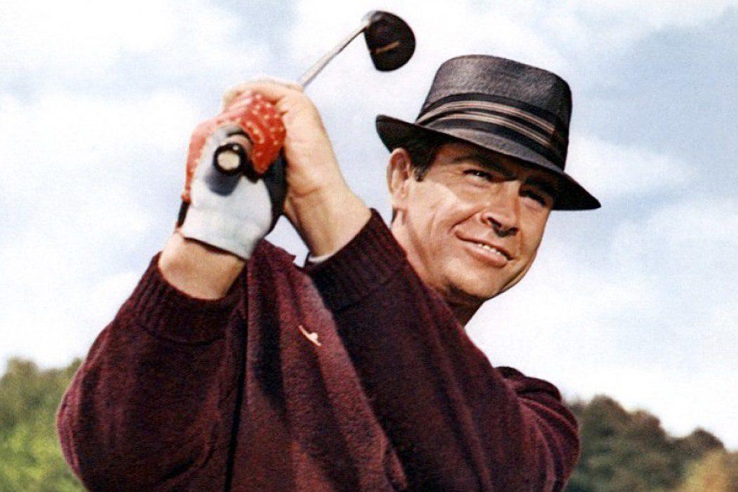 Sean, el golfista