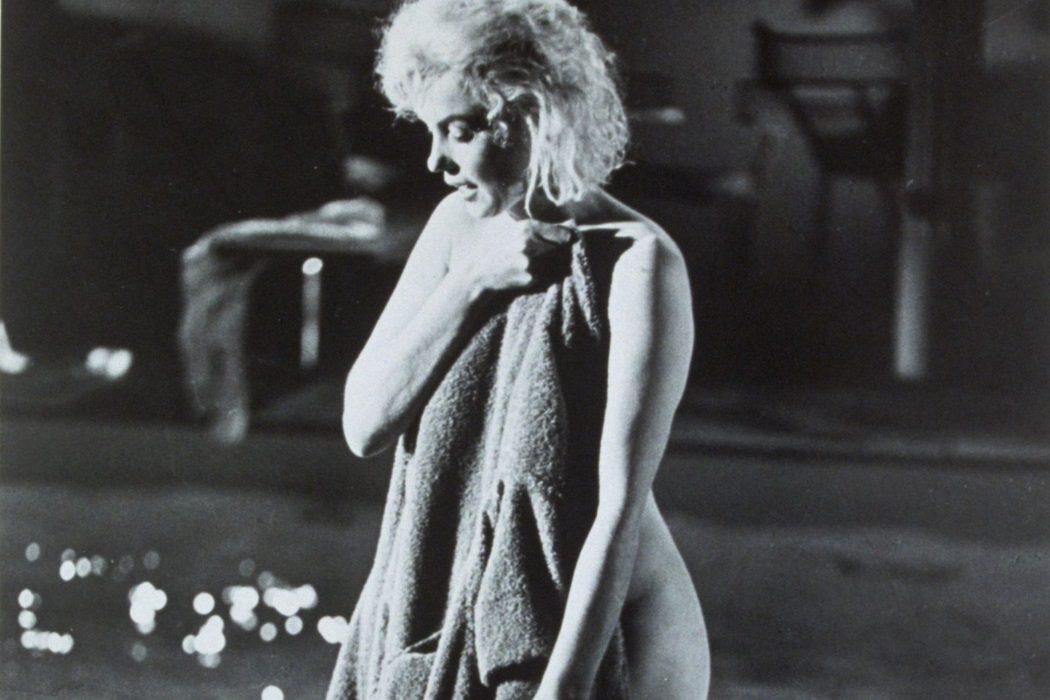 Halladas las imágenes eliminadas de Marilyn Monroe desnuda en 'Vidas rebeldes'