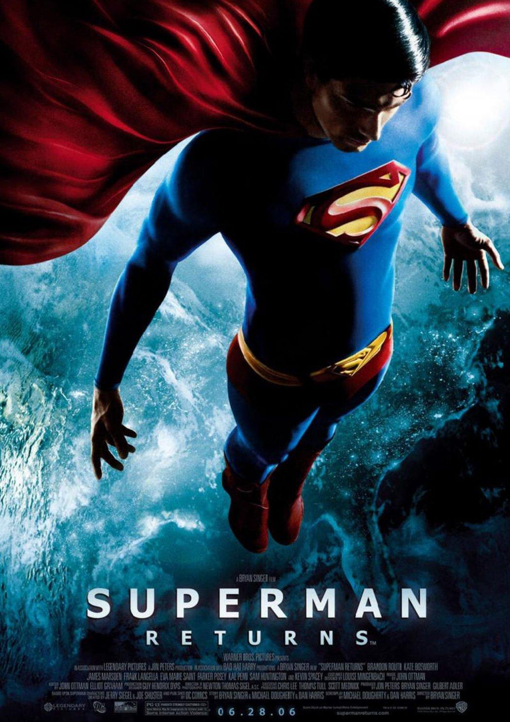 'Superman Returns (El regreso)'