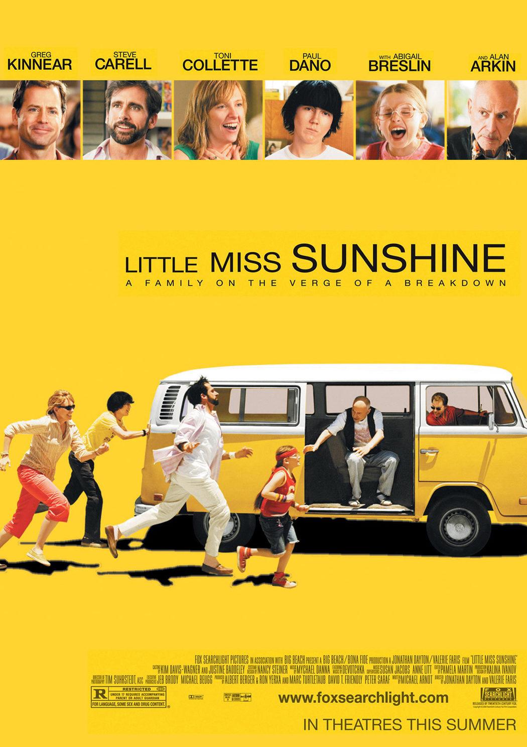 'Pequeña Miss Sunshine'