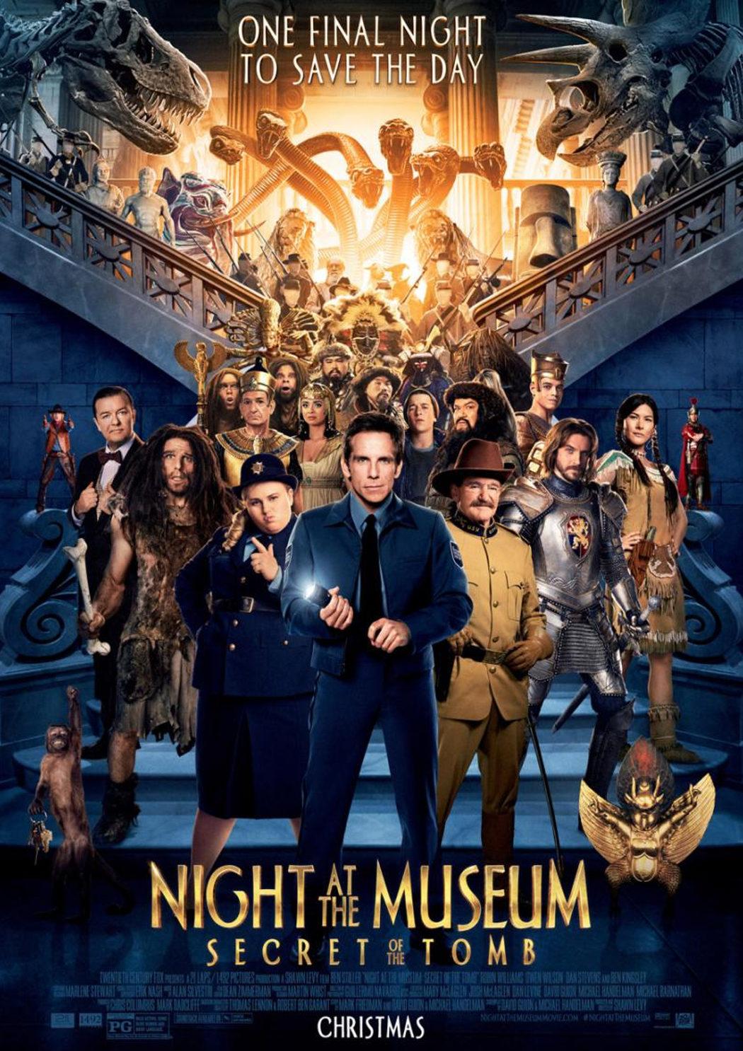 'Noche en el museo'
