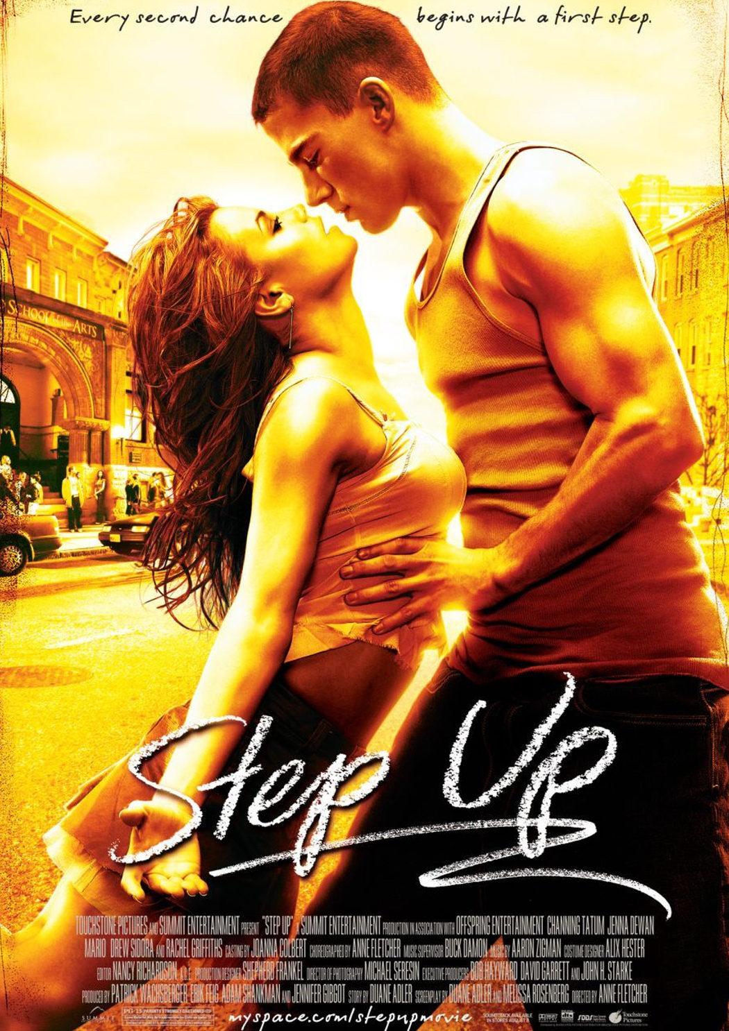 'Step Up. Bailando'