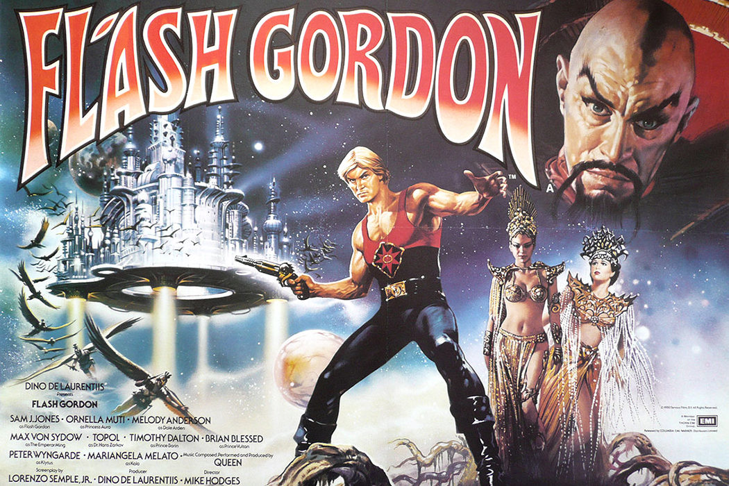 'Flash Gordon'
