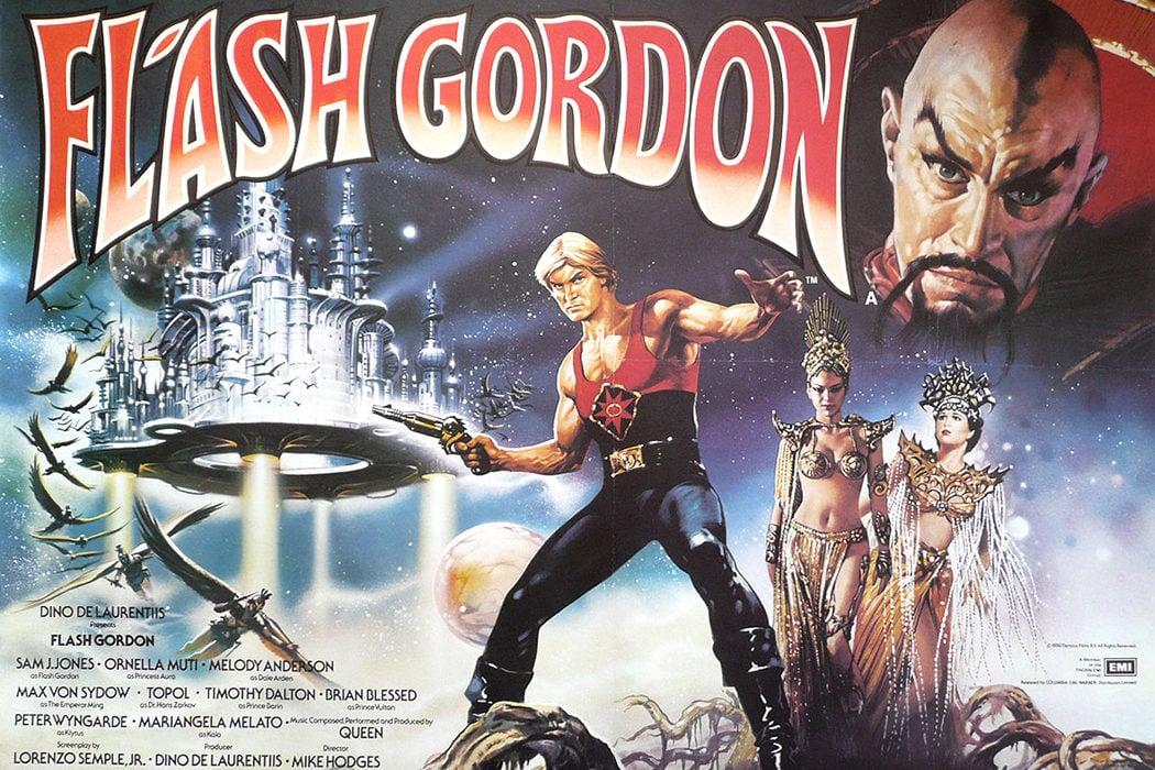 'Flash Gordon'