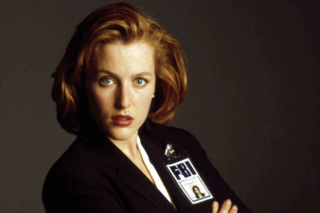 Dana Scully ('Expediente X')