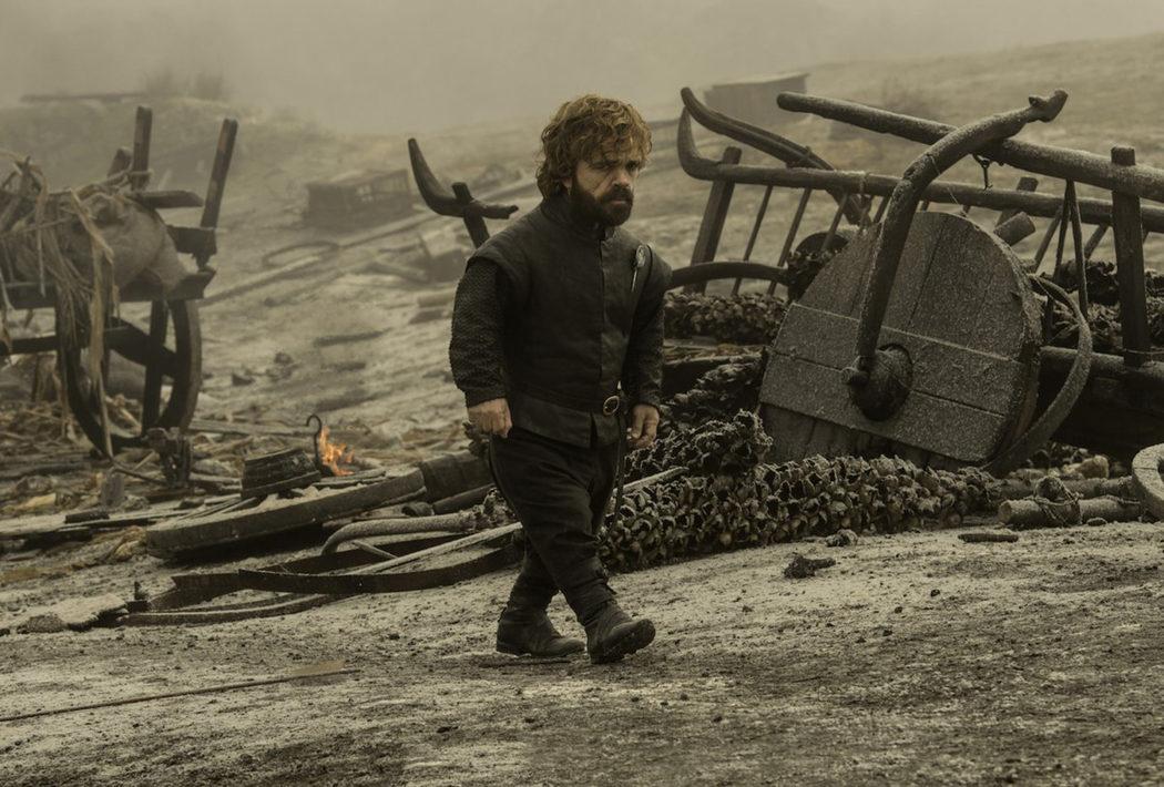 Tyrion tras la batalla