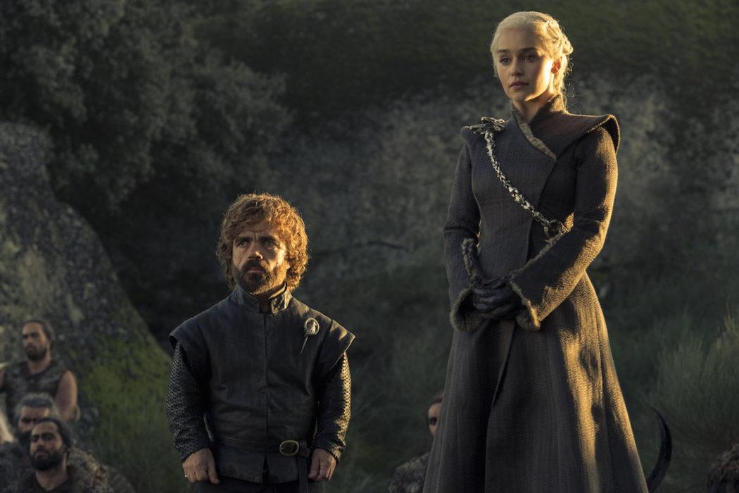 Daenerys y Tyrion sopesan su victoria