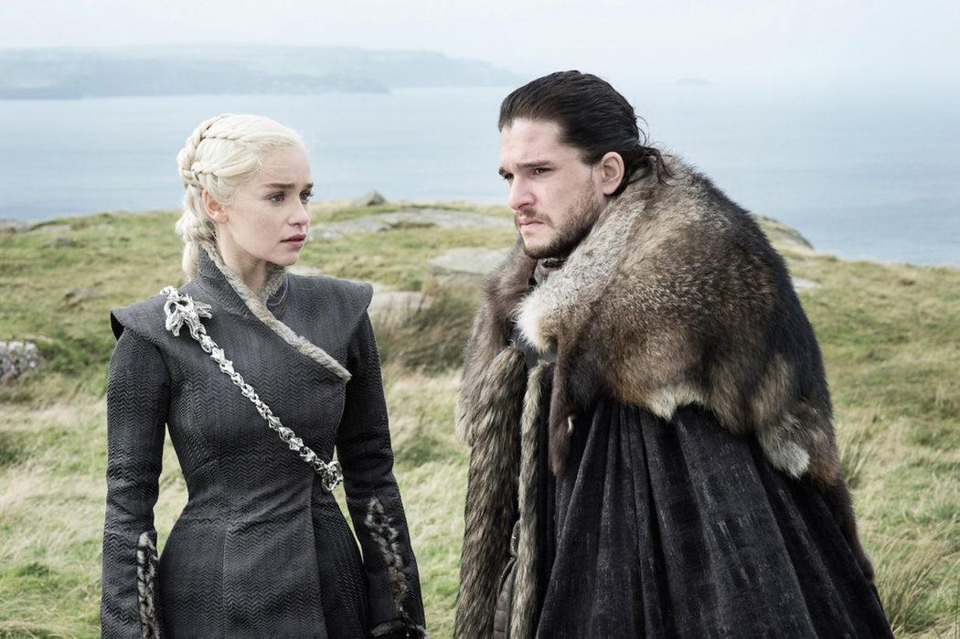 Daenerys y Jon se reencuentran