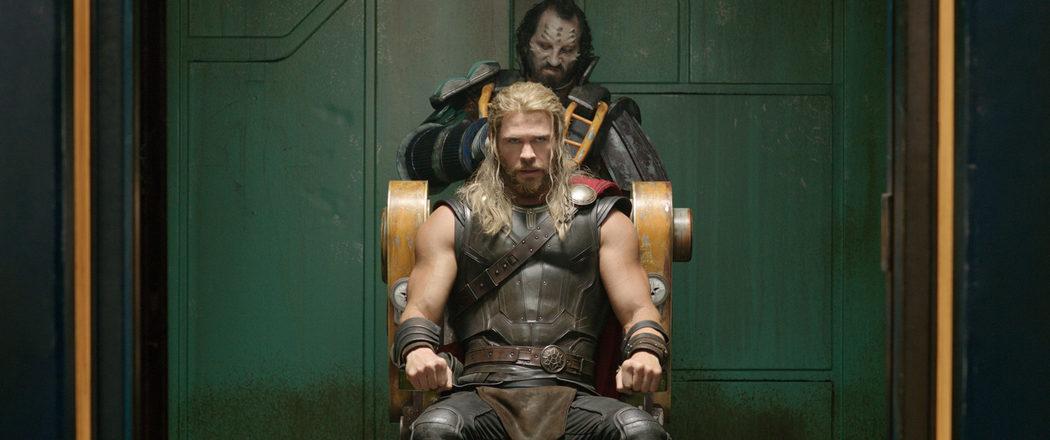 ¿Dónde estaba Thor?