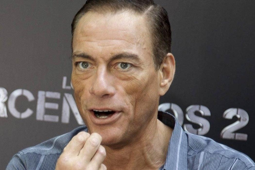 El rechazo de Van Damme