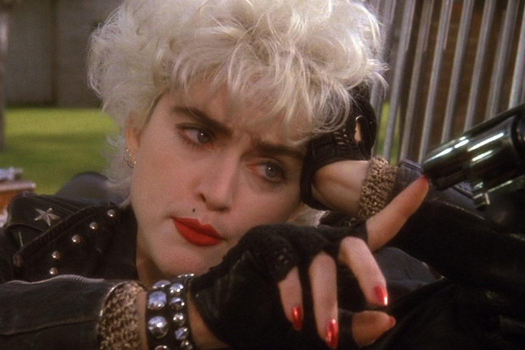 '¿Quién es esa chica?' (1987)