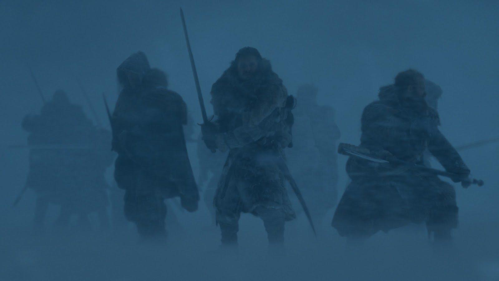 Batalla más allá del muro