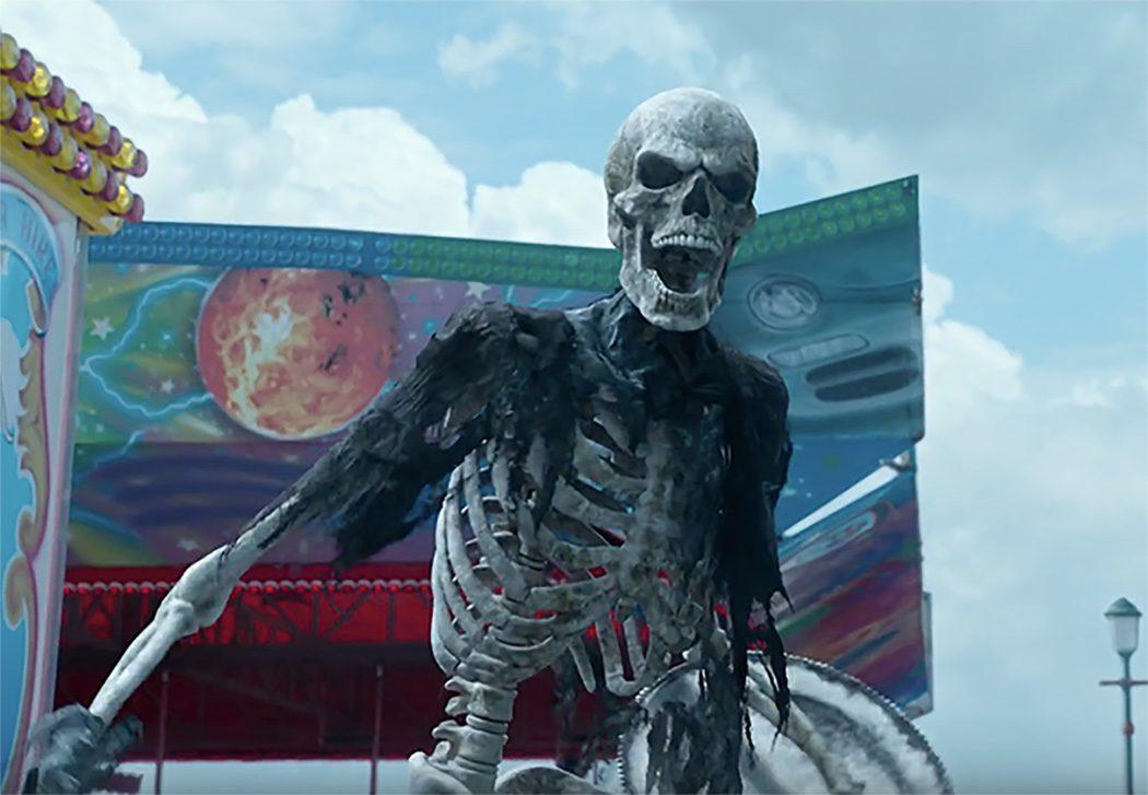 La batalla de los esqueletos en 'Miss Peregrine'