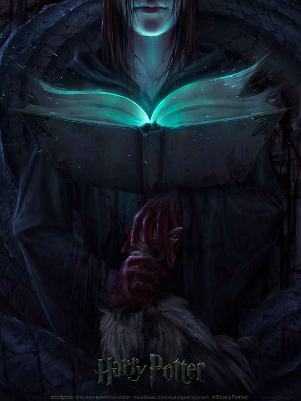Scary Potter y La Cámara de los Secretos
