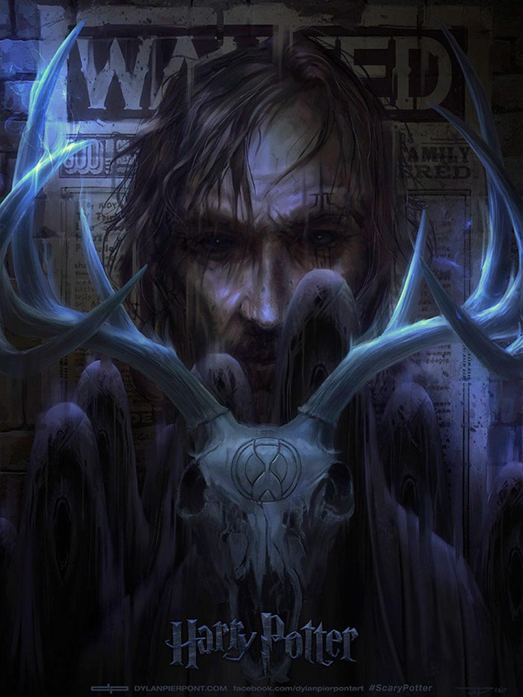 Scary Potter y El Prisionero de Azkaban