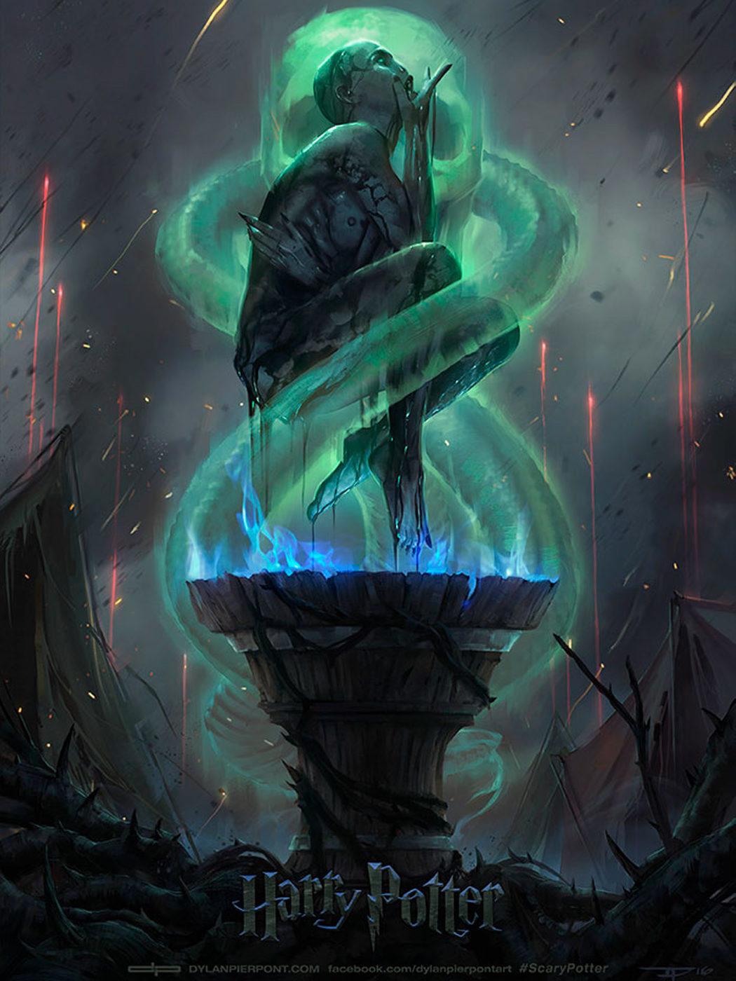 Scary Potter y El Cáliz de Fuego