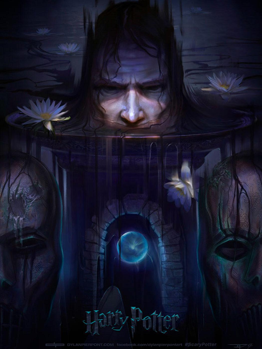Scary Potter y La Orden del Fénix