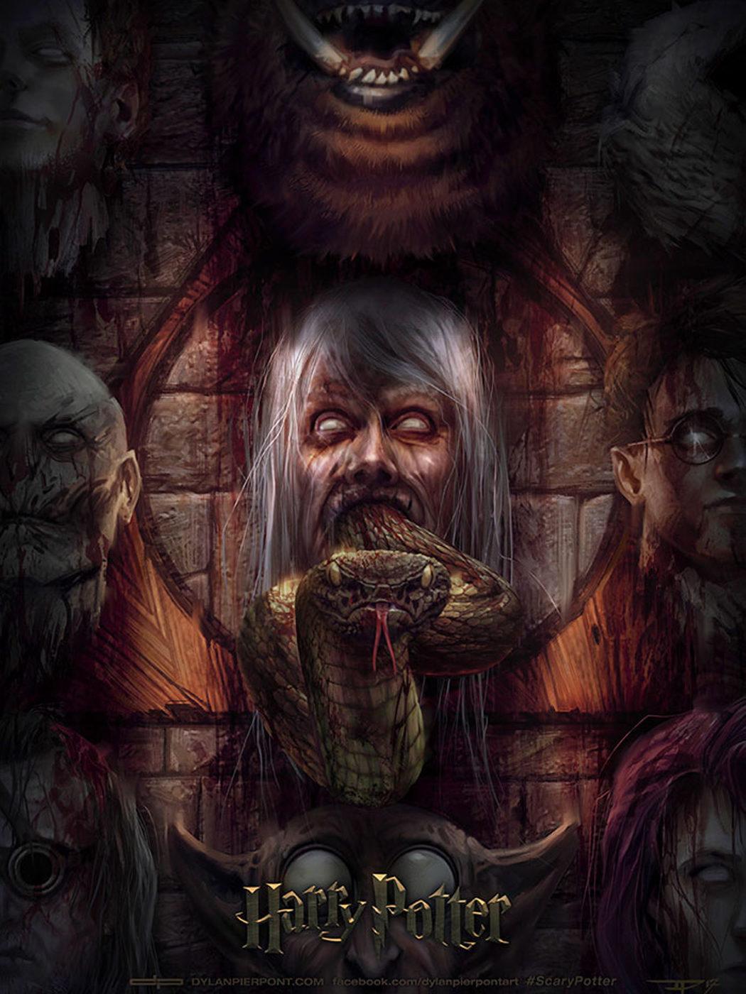 Scary Potter y Las Reliquias de la Muerte