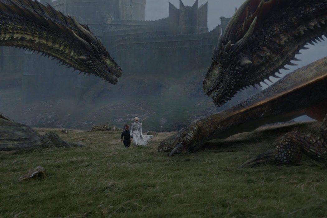 El dragón ya no tiene tres cabezas