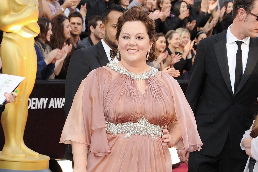 Sin vestido para los Oscar