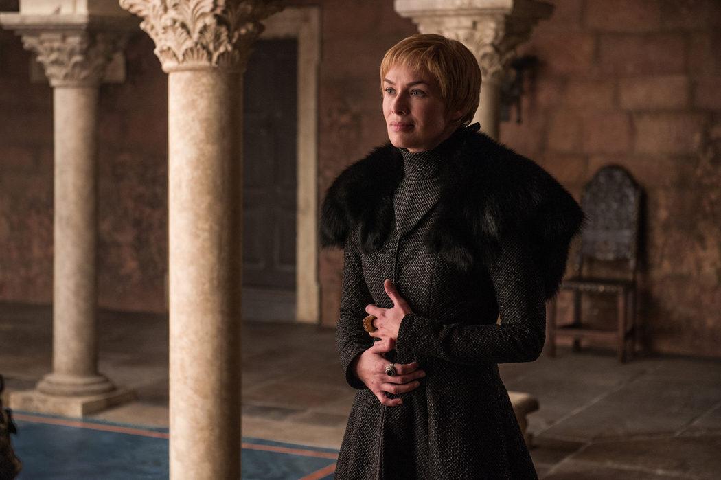 Cersei ¿luce embarazo?