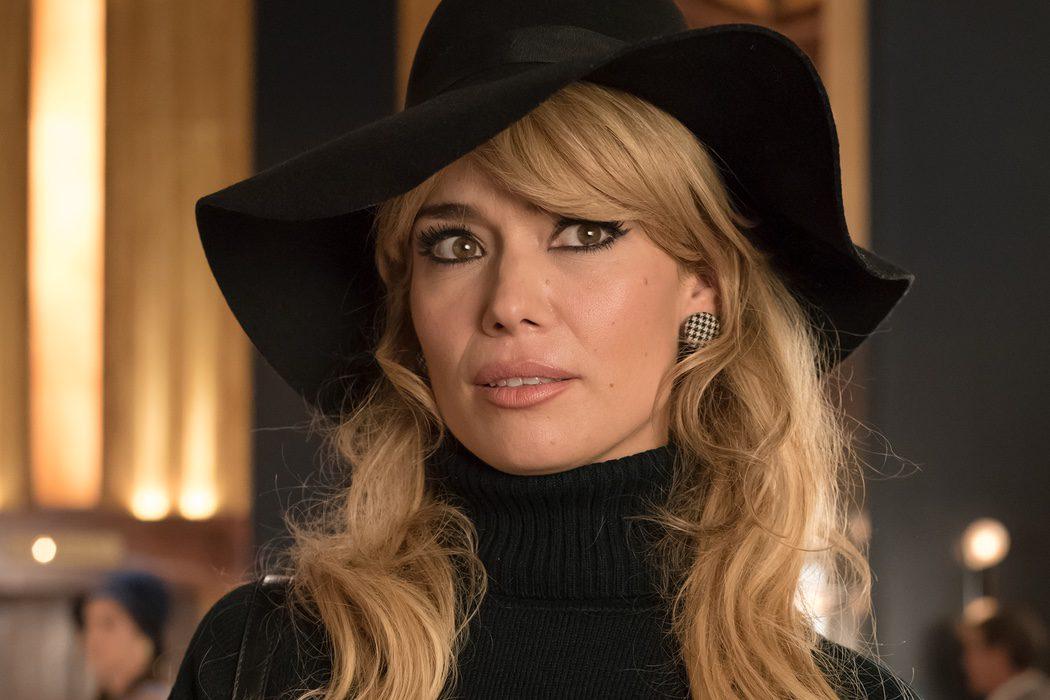 Patricia Conde tiene un gran parecido con Brigitte Bardot