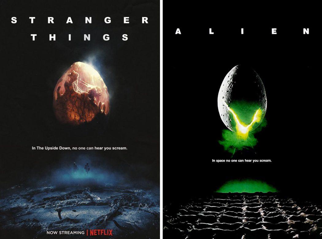 Homenaje a 'Alien'