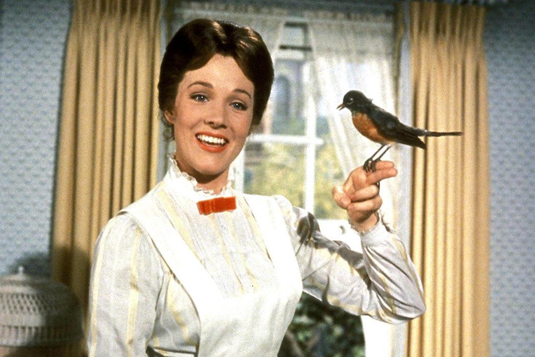 Julie Andrews sí que convenció