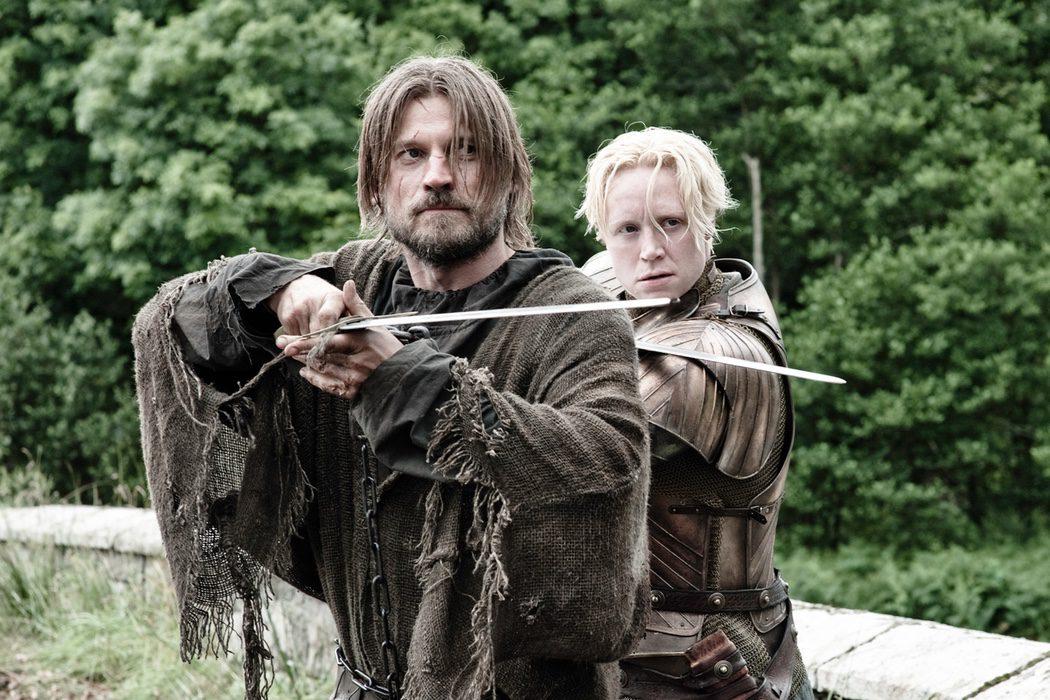 ¿Acabarán juntos Brienne de Tarth y Jaime Lannister?