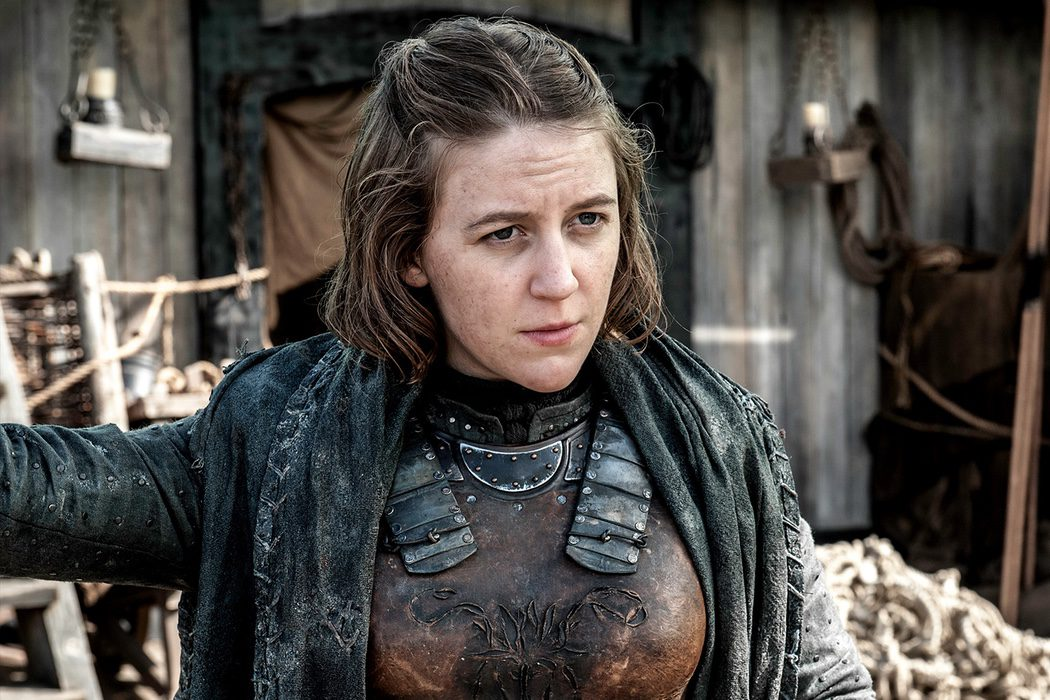 ¿Conseguirá salvarse Yara Greyjoy?