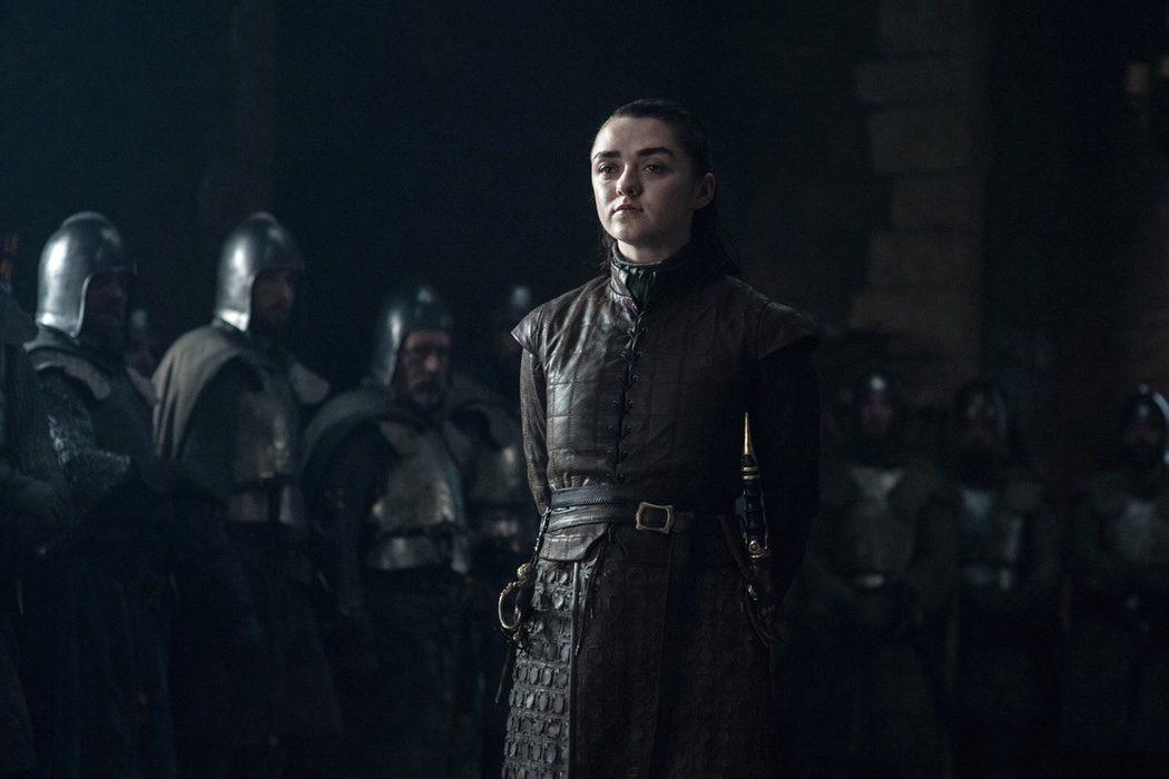 ¿Terminará Arya con su lista de muertes?