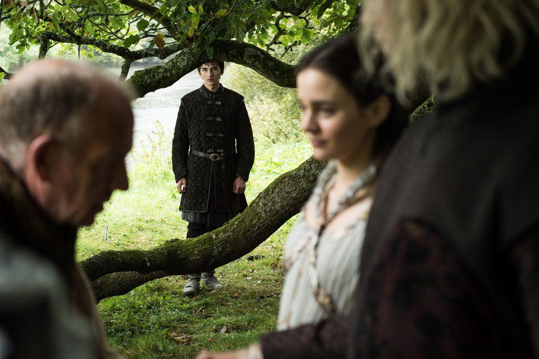 Bran observa una boda en Dorne