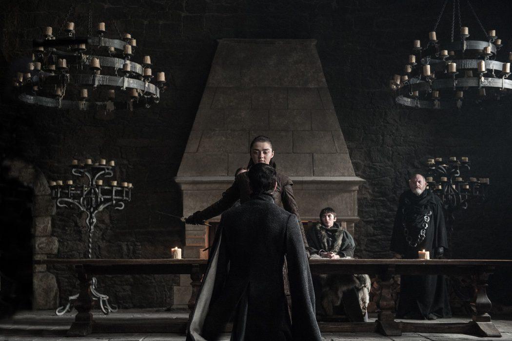 Arya, ejecutora de sentencias
