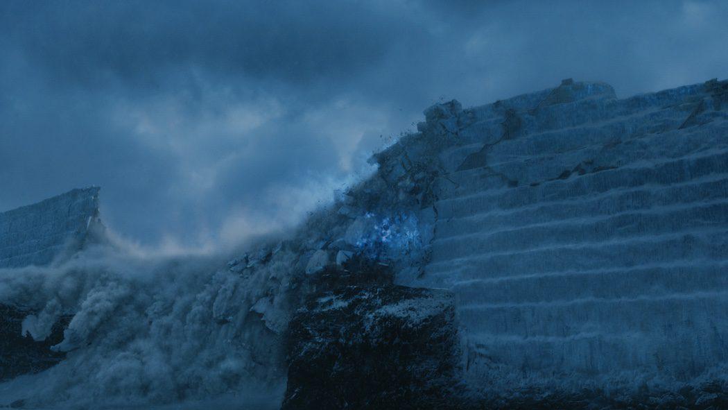 Un boquete en el Muro que da vía libre