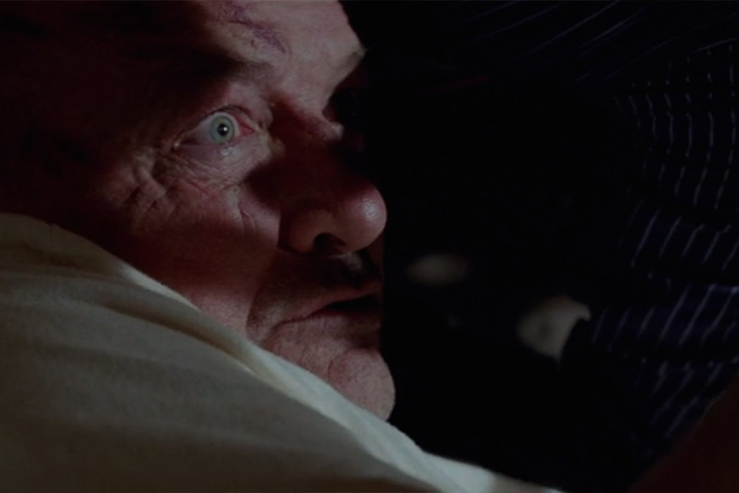 Ben matando a Locke (Temporada 5: La vida y muerte de Jeremy Bentham)