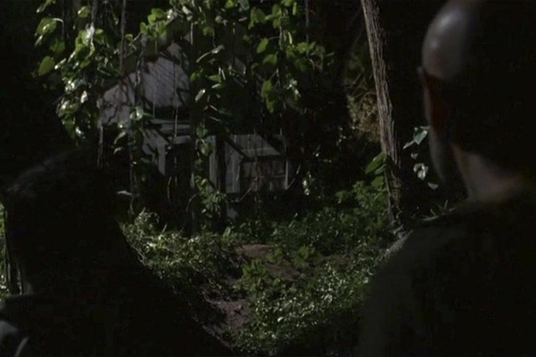 Ben en la caseta de Jacob (Temporada 3: El hombre detrás de la cortina)
