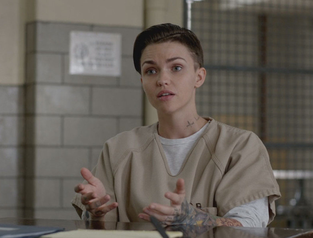 Stella Carlin (Orange Is The New Black)