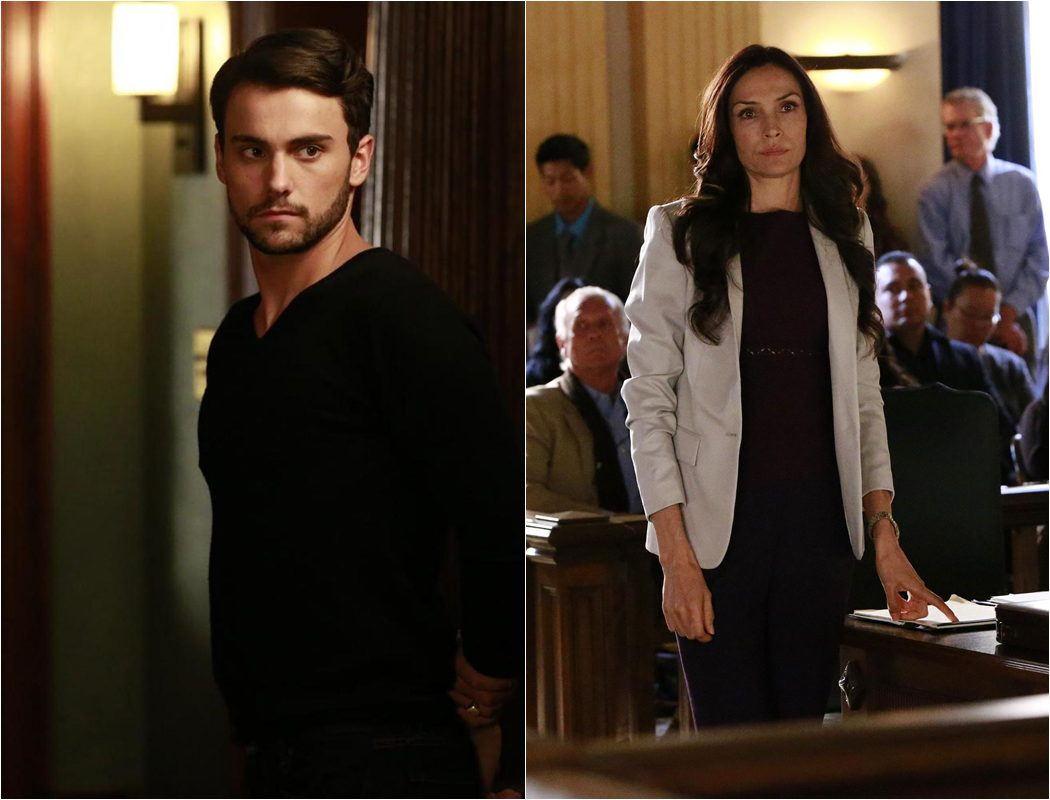 Connor Walsh y Eve Rothlow (How To Get Away With Murder)