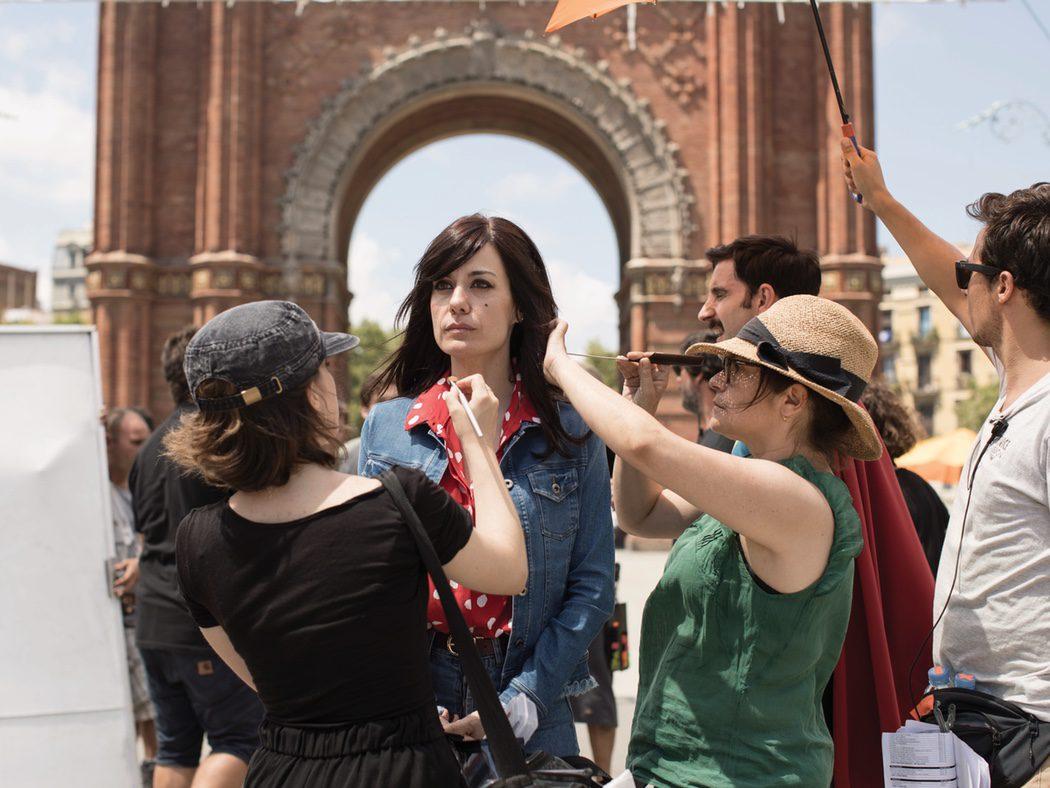 Alexandra Jiménez en 'Superlópez'