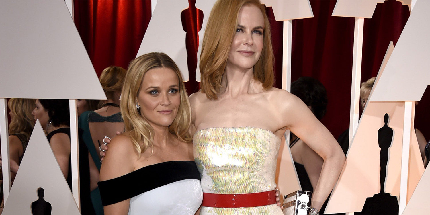 Reese Witherspoon contra Nicole Kidman (Big Little Lies)