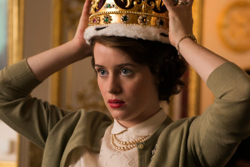 Claire Foy, 'The Crown'