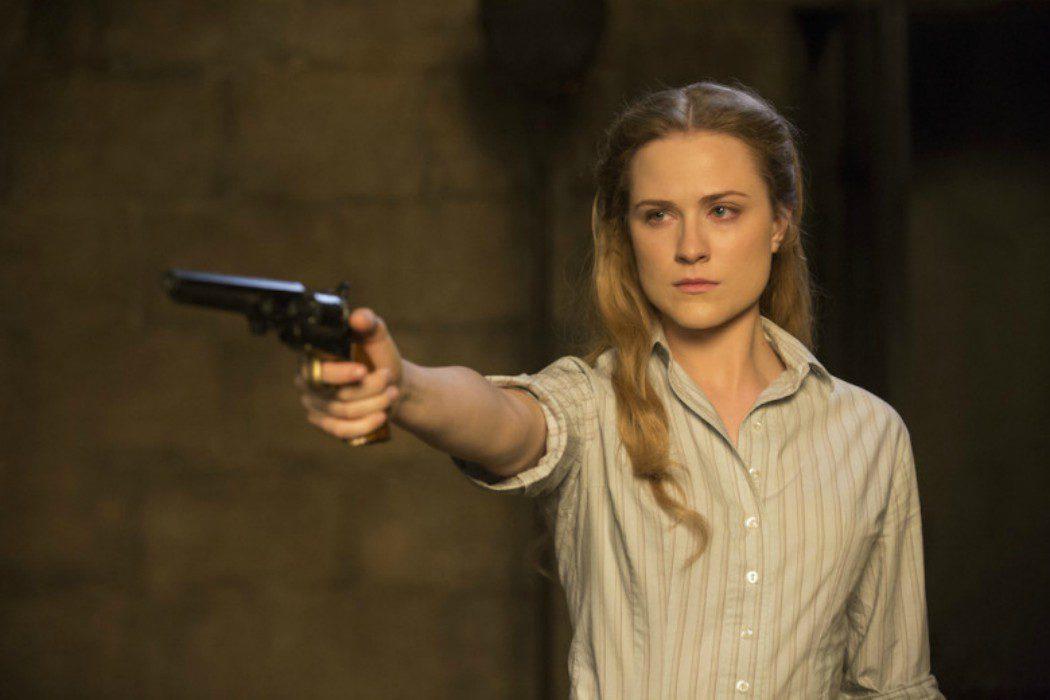 Evan Rachel Wood, 'Westworld'